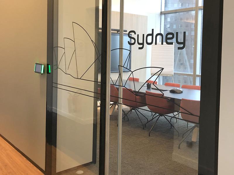 Signalétique de salles de réunions